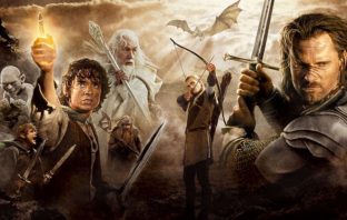 Amazon produciría la serie de 'The Lord of the Rings'