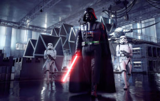 Espectacular tráiler live-action de 'Star Wars Battlefront II'