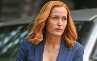 Gillian Anderson confirma su salida de 'The X Files'