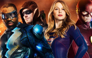 Black Lightning irrumpe en el Arrowverso en el regreso de Arrow, The Flash y Supergirl