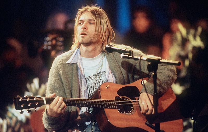 Diez datos de Kurt Cobain de Nirvana en su cumpleaños 53
