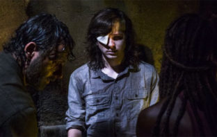 'The Walking Dead': Andrew Lincoln habla sobre el futuro de Carl