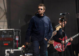 Liam Gallagher se retiró de Lollapalooza Chile con solo tres canciones interpretadas