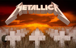 Master of Puppets de Metallica cumple 33 años