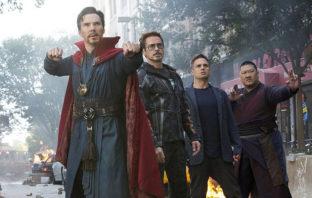 Mira los nuevos adelantos de 'Avengers: Infinity War'