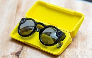 Snapchat presenta sus mejoradas gafas Spectacles: más pequeñas y ahora sumergibles