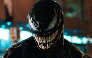 ¿Quién hace la voz del simbionte Venom en la película?