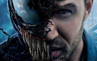 Primer vistazo a Venom en el nuevo tráiler de la película