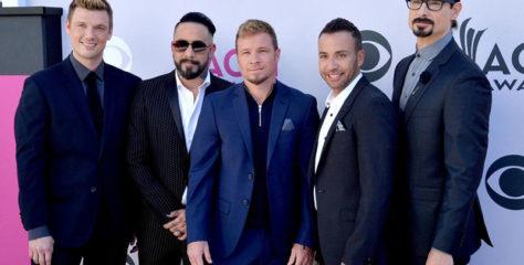 Escucha 'Don't Go Breaking My Heart', lo nuevo de Backstreet Boys