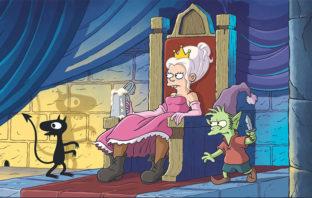 Tráiler oficial de 'Disenchantment', la nueva serie animada de Matt Groening