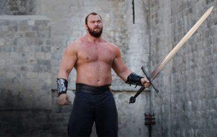 Actor de 'Game of Thrones' es nombrado el Hombre más Fuerte del Mundo
