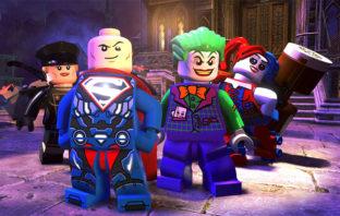 Mira el primer adelanto de 'LEGO DC Super-Villains'