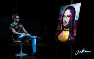El teatro y la pintura se juntan para crear una experiencia artística inolvidable