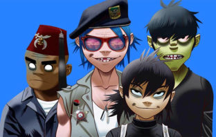 Gorillaz presenta 'Humility', sencillo de su nuevo disco The Now Now