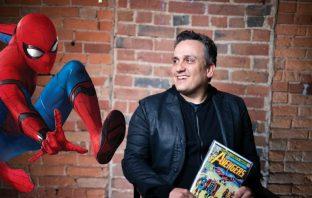 Joe Russo revela un detalle sobre escena de Spider-Man en 'Infinity War'
