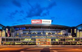 No basta con el cine: Marvel tendrá su propio estadio deportivo