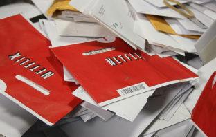 Netflix sigue alquilando DVDs (20 años más tarde)