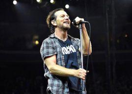 El nuevo disco de Pearl Jam no será publicado hasta 2019