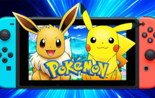VIDEO: Nintendo anuncia 'Pokémon Let's Go Pikachu/Eevee!' para Switch
