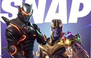 Thanos y su guantelete llegan a 'Fortnite' para un crossover muy especial