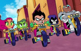 'Teen Titans Go! to the Movies' presenta nuevo y divertido tráiler
