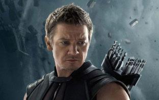 Jeremy Renner tuvo que rodar 'Avengers 4' con los dos brazos rotos