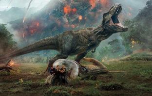 'Jurassic World: Fallen Kingdom' obtiene el cuarto mejor estreno de 2018