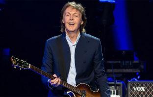 Paul McCartney estrenó dos temas y anunció nuevo disco: Egypt Station