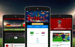 Las mejores aplicaciones para seguir el Mundial Rusia 2018