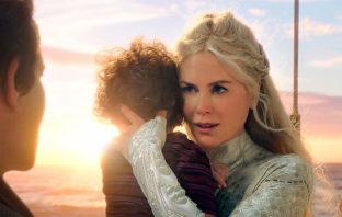 'Aquaman': Así lucirá Nicole Kidman como Reina Atlanna