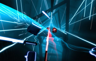 VÍDEO: Sony presenta 'Beat Saber' para PlayStation VR
