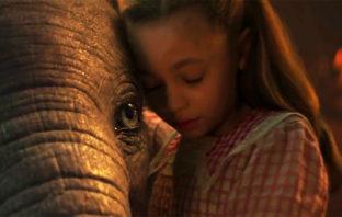 Tráiler del remake de 'Dumbo', bajo la dirección de Tim Burton
