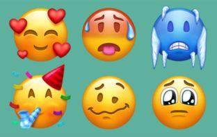 Superhéroes, Calvos, pelirrojos y más, así son los nuevos emojis