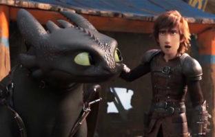 Primer adelanto de 'Como entrenar a tu dragón: El mundo escondido'