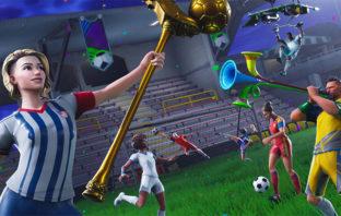 'Fortnite' se adapta al Mundial Rusia 2018 con nuevos skins futboleros