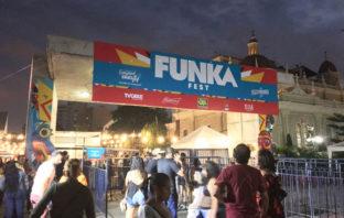 Funka Fest 2018: Una noche llena de arte, música y color