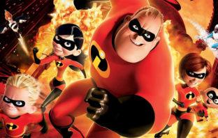 'Los Increíbles 2' rompe récords como mejor estreno de cinta animada