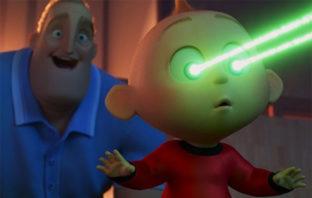 'Los Increíbles 2' podría provocar ataques epilépticos