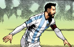 Marvel presenta un cómic inspirado en el Mundial Rusia 2018