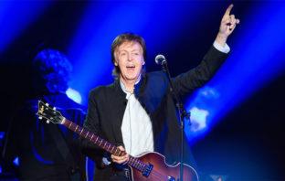 Paul McCartney planea un viaje con cada canción de su nuevo disco, Egypt Station