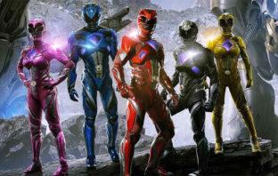 Hasbro planea hacer nuevas películas de los Power Rangers