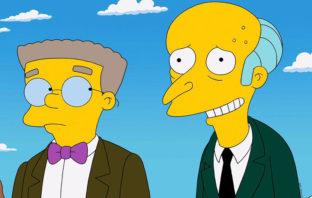 Libro de 'The Simpsons' revela secretos y escenas que nunca salieron