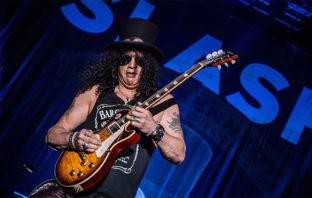 Slash anuncia la fecha de lanzamiento de su nuevo álbum: Living The Dream