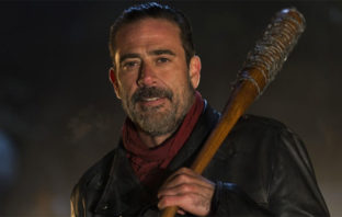 Jeffrey Dean Morgan es acosado en su casa por fans de 'The Walking Dead'