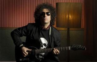 Andrés Calamaro finaliza la producción de su nuevo álbum