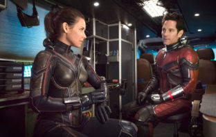 'Ant-Man and The Wasp' se crece en la taquilla de EU y Canadá