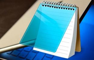 Microsoft actualizará el Bloc de notas por primera vez en años