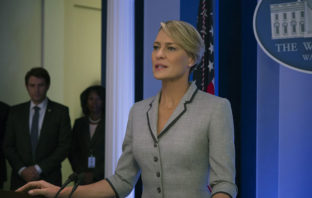 "Robin Wright ""salvó"" la última temporada de 'House of Cards'"