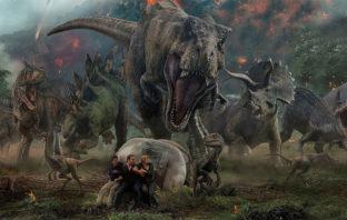 'Jurassic World: Fallen Kingdom' se consolida como lo mejor de la taquilla norteamericana