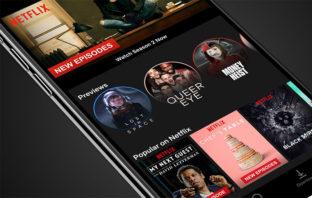 Las 'descargas inteligentes' de Netflix ahorrarán memoria en tu teléfono